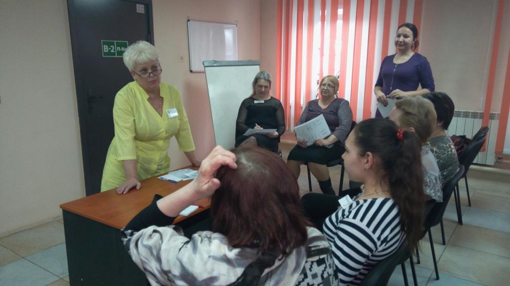 Проект «Медицинская сестра бережливой поликлиники»